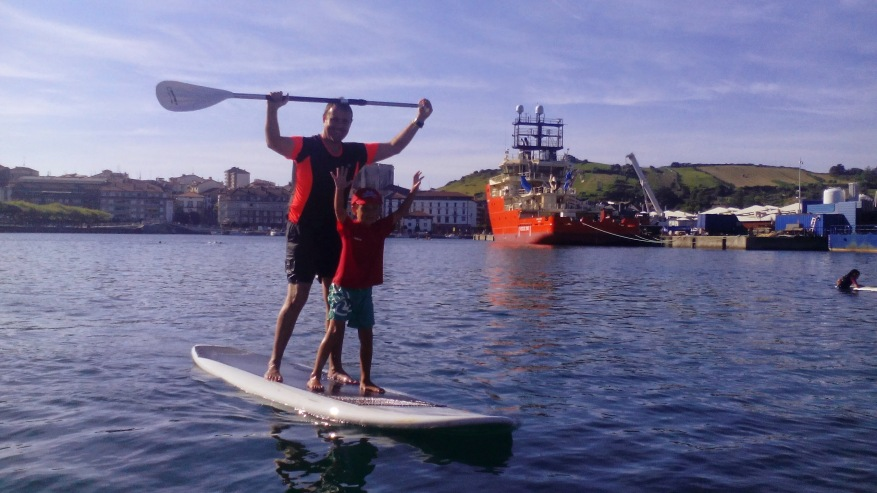Urola. Flysch Surf School Zumaia