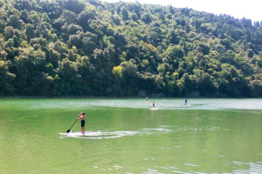 Zumaia paddle surf (Urola)