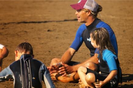 Teacher. Flysch Surf Eskola Zumaia