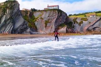 Itzurun. Flysch Surf Escuela Zumaia
